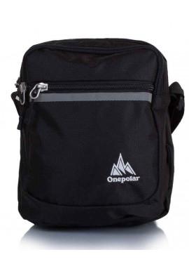 Фото Сумка мужская ONEPOLAR на плечо W5632-black