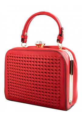 Фото Женская сумочка-ридикюль AMELIE GALANTI A981072-red