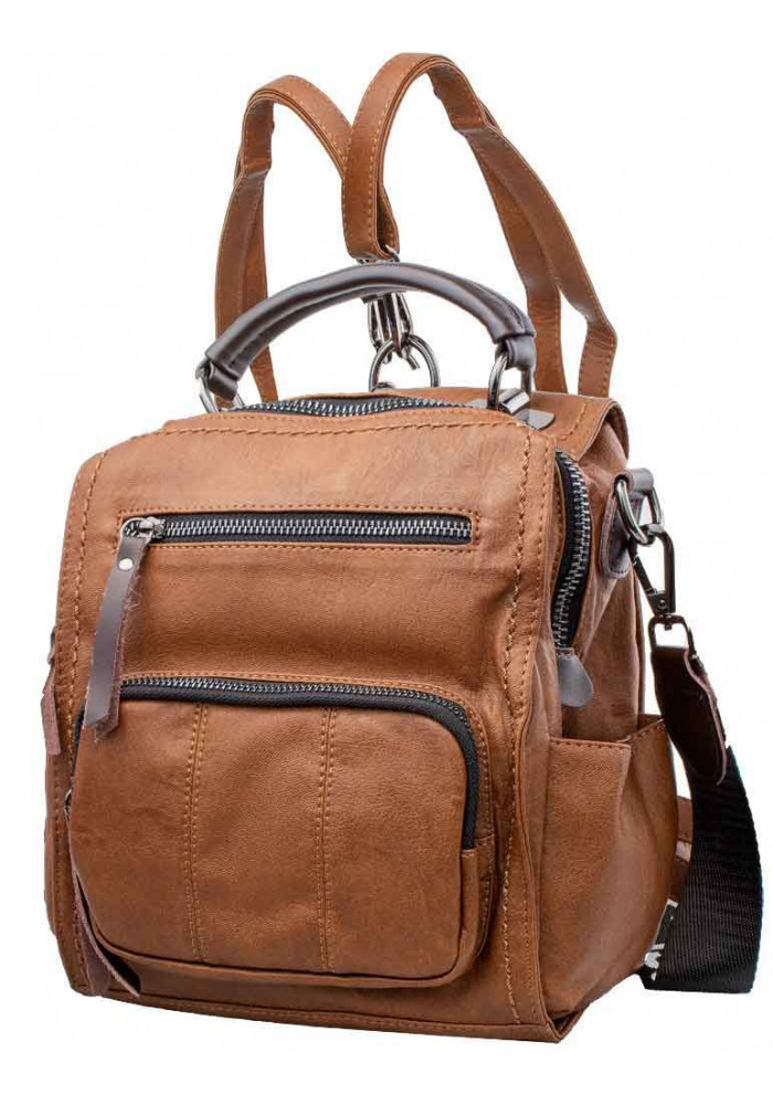 Фото Женский рюкзак молодежный AMELIE GALANTI A629-brown