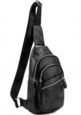 Фото Мужской кожаный рюкзак на плечо Tiding Bag A25-5424A
