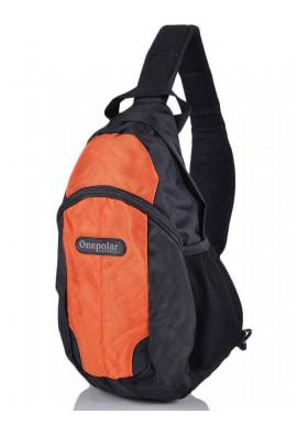 Фото Рюкзак на плечо ONEPOLAR W1292-orange