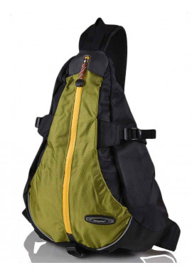 Фото Мужской рюкзак на плечо ONEPOLAR W1305-green
