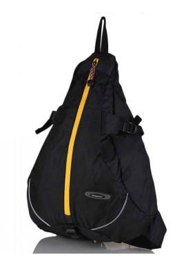 Фото Однолямочный рюкзак мужской ONEPOLAR W1305-black