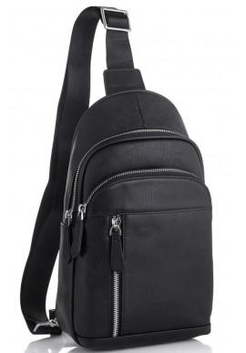 Фото Мужской кожаный рюкзак на одно плечо Tiding Bag SM8-811A
