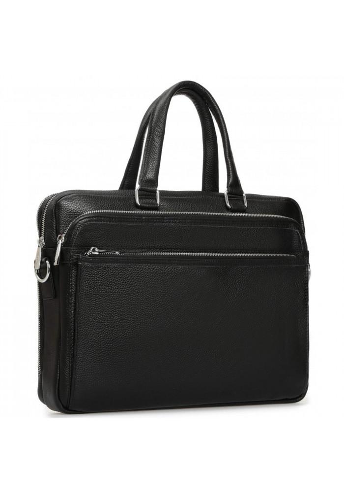 Фото Мужская кожаная сумка для ноутбука Royal Bag RB-010A-1