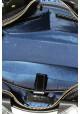 Сумка мужская кожаная с двумя ручками Vatto черная, фото №7 - интернет магазин stunner.com.ua